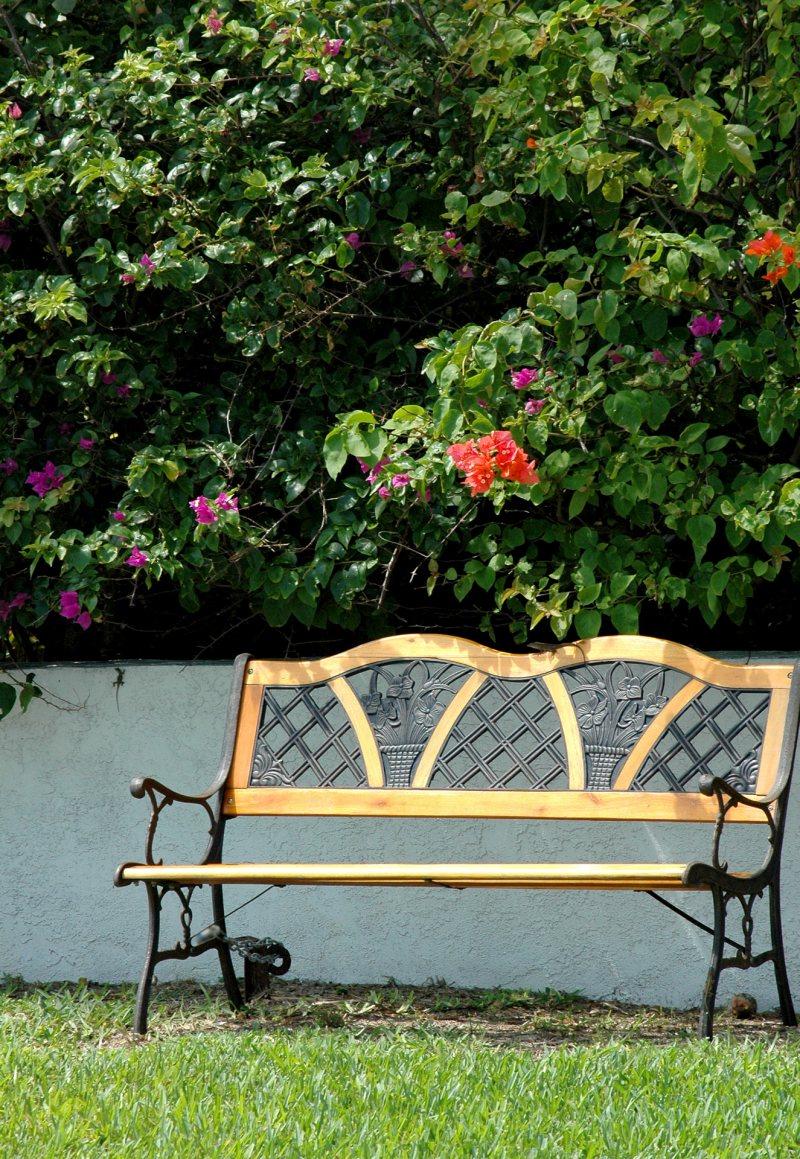 Garden benches 67