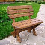 Garden benches 7 1
