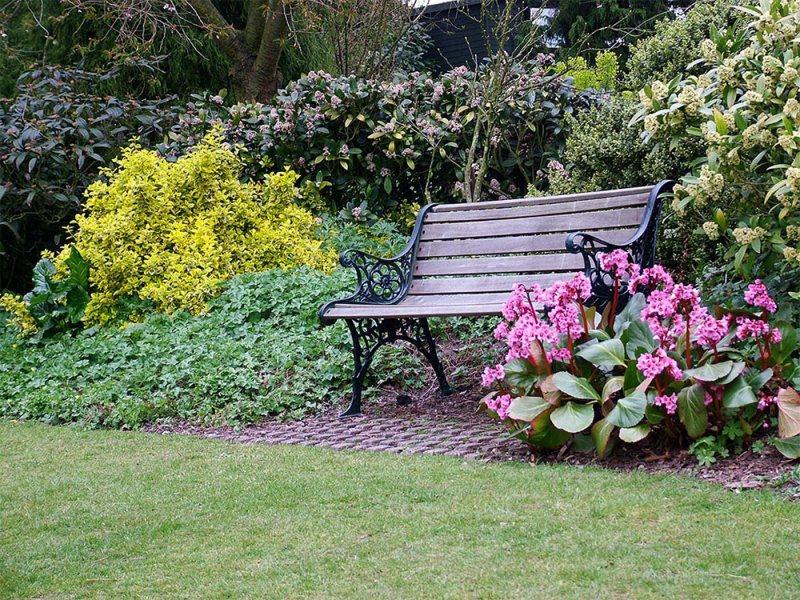 Garden benches 7