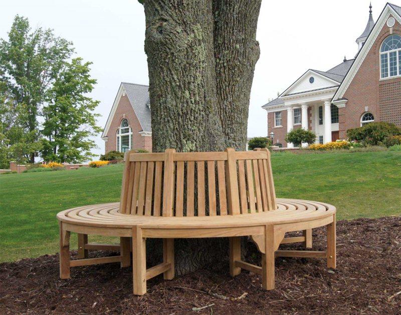 Garden benches 71