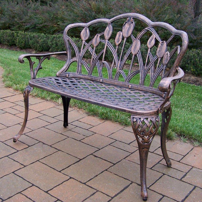 Garden benches 73