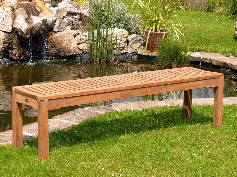 Garden benches 75