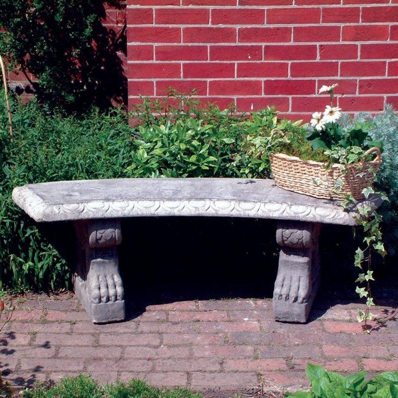 Garden benches 76