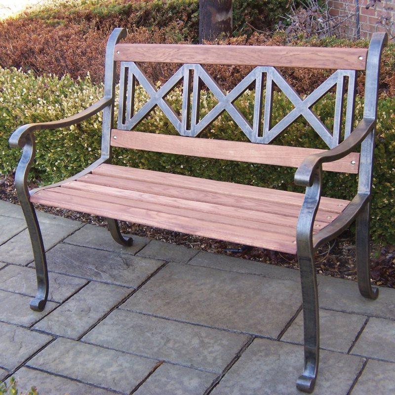 Garden benches 77