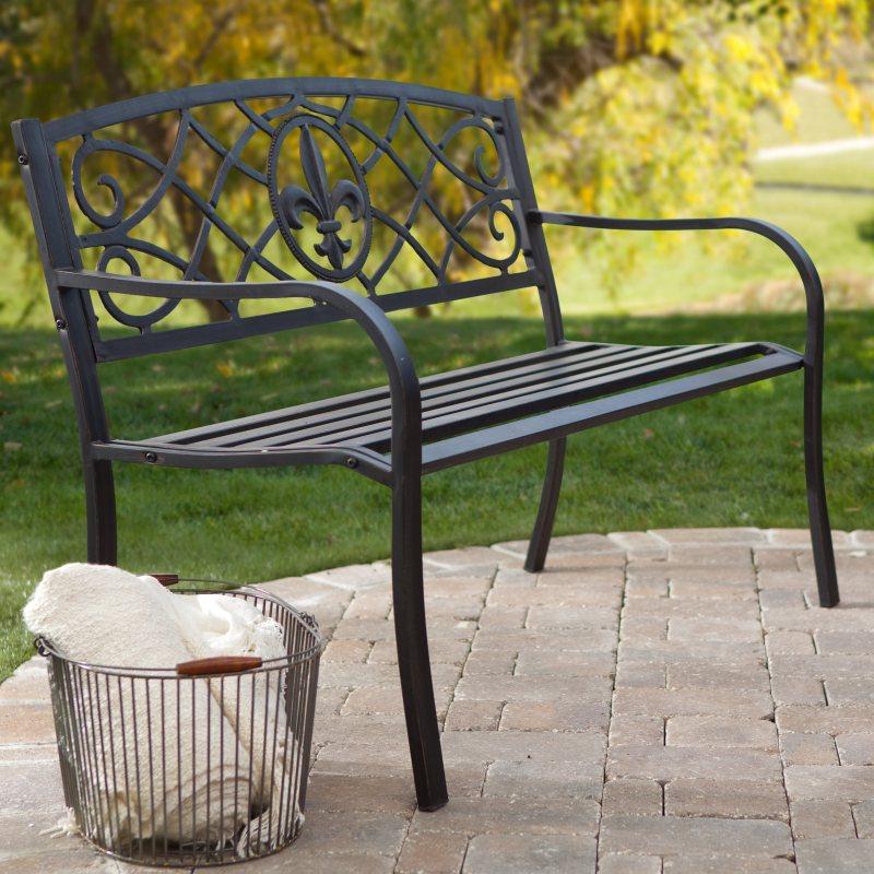 Garden benches 78