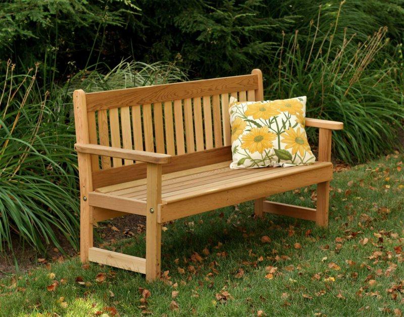Garden benches 8 1