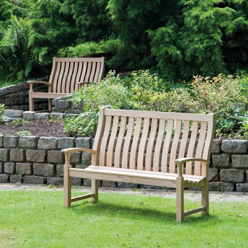 Garden benches 84