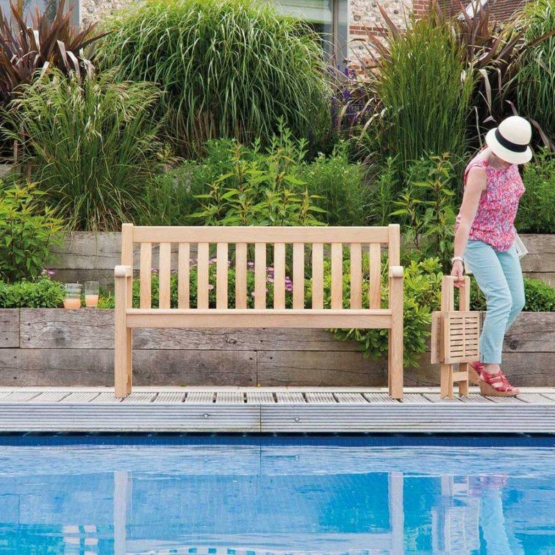 Garden benches 85