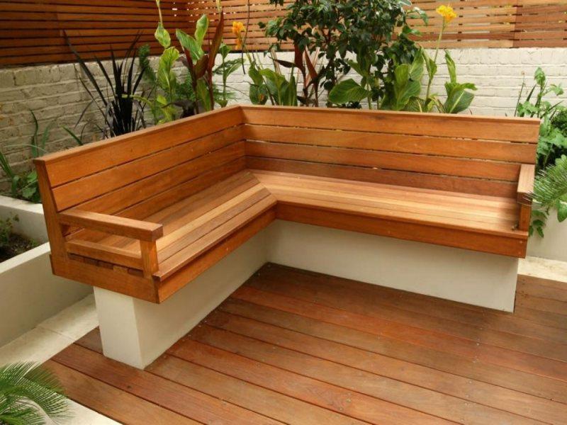 Garden benches 86
