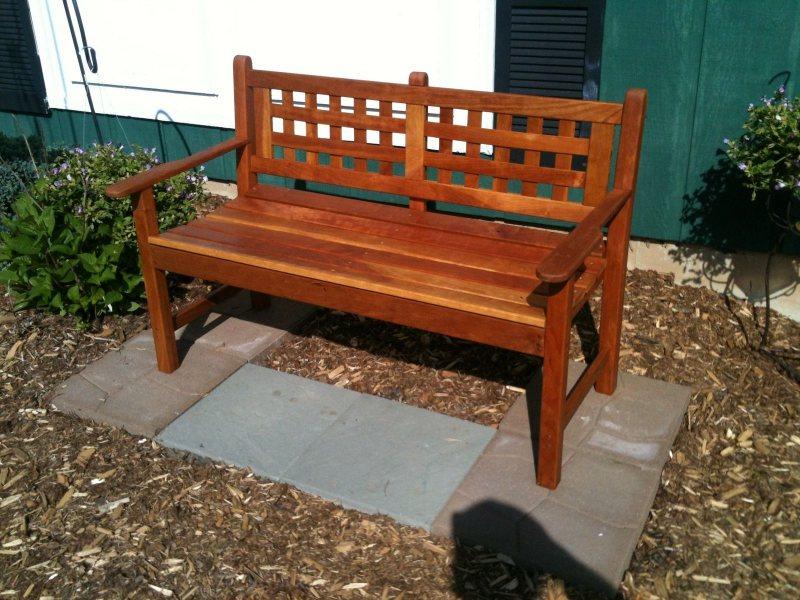 Garden benches 9