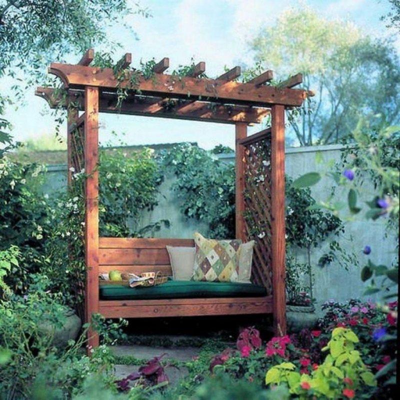 Garden benches 92