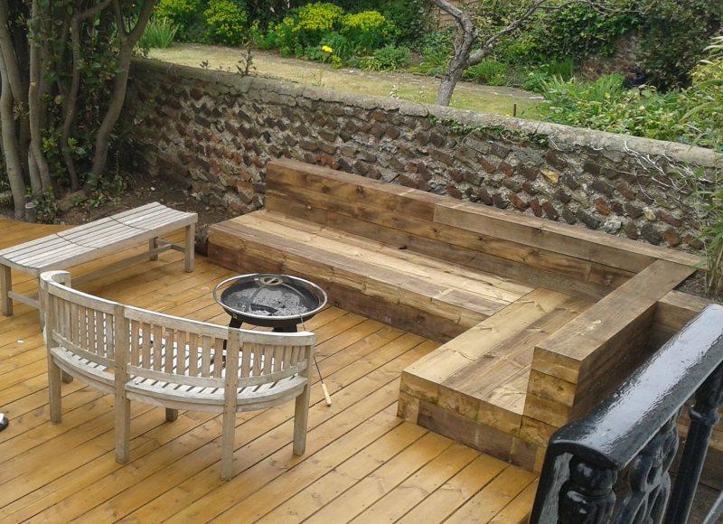 Garden benches 99