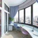 Interer balkona 1
