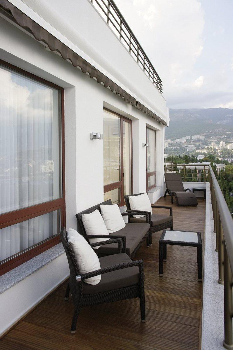 Interer balkona 44