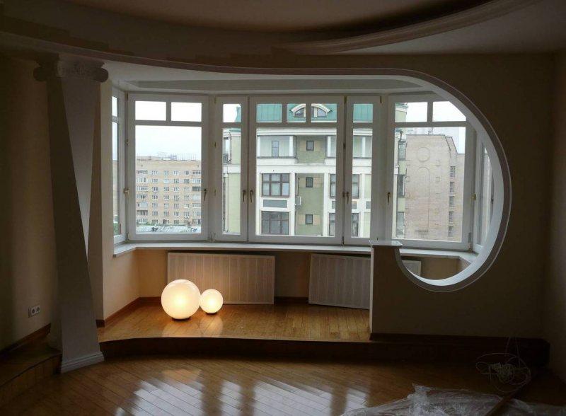 Interer balkona 45