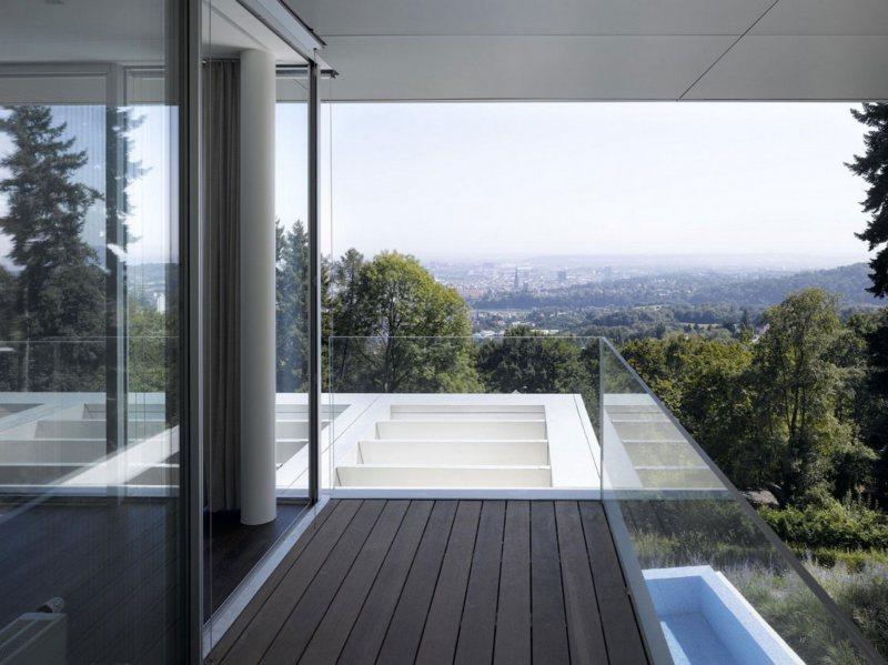 Interer balkona 50