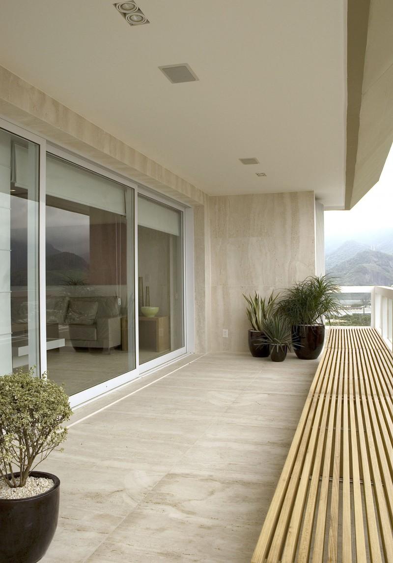 Interer balkona 62