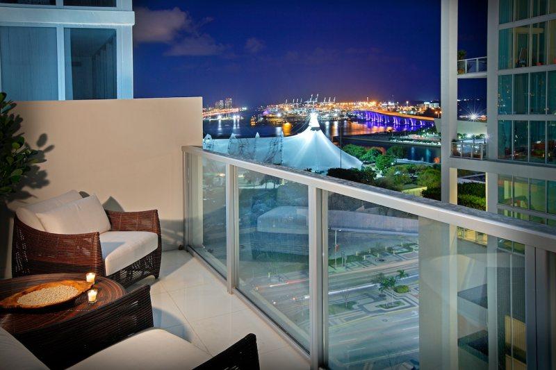 Interer balkona 63