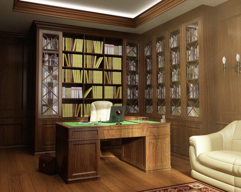 Interer kabineta 11