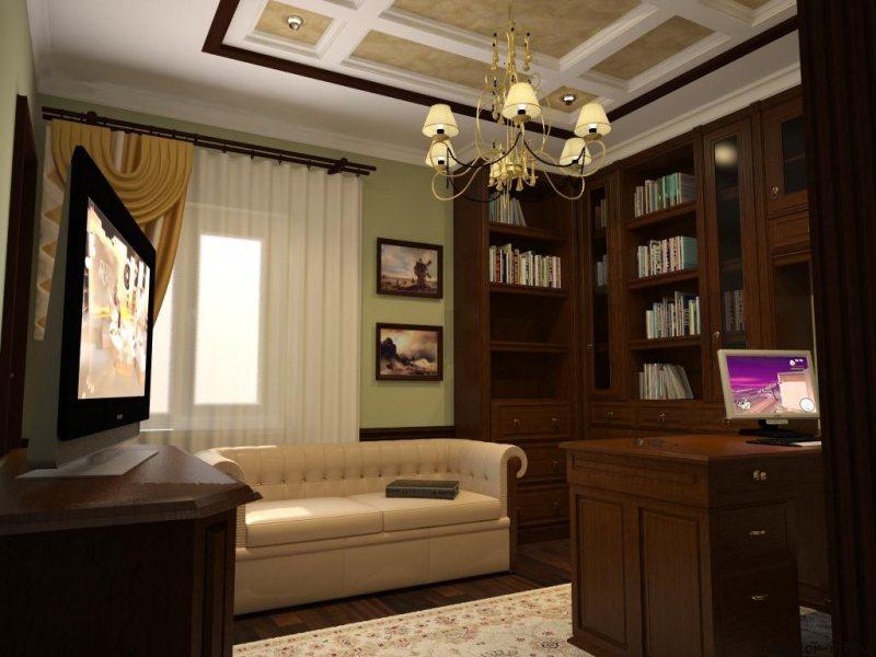 Interer kabineta 22