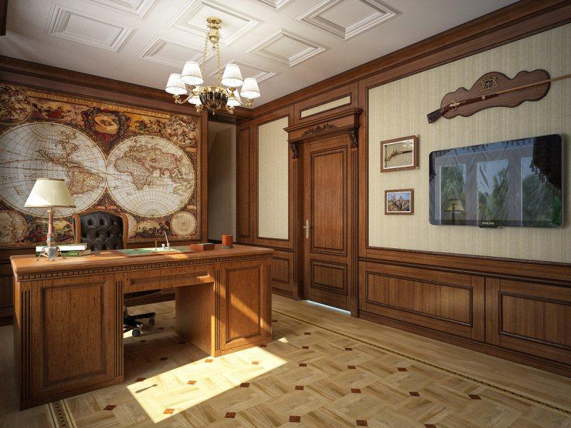 Interer kabineta 49