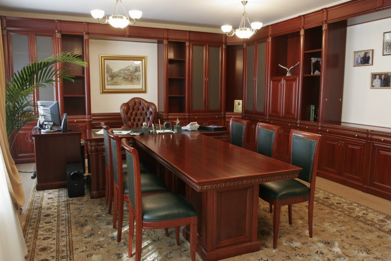Interer kabineta 6