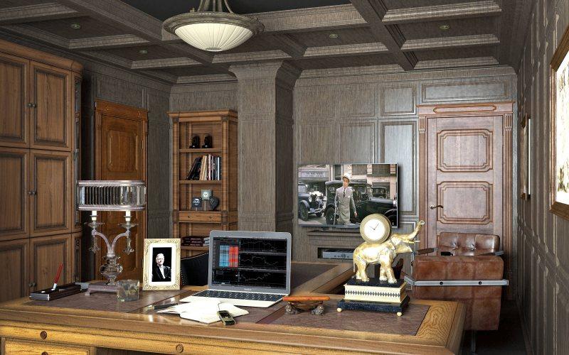 Interer kabineta 63
