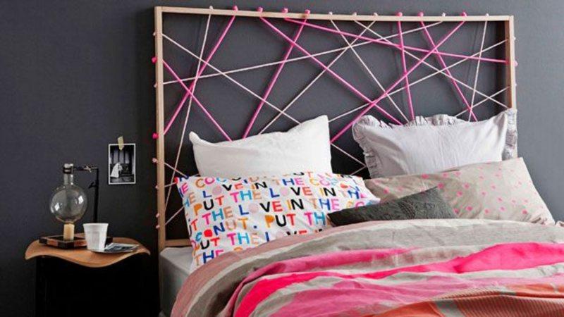 Идея изголовья кровати