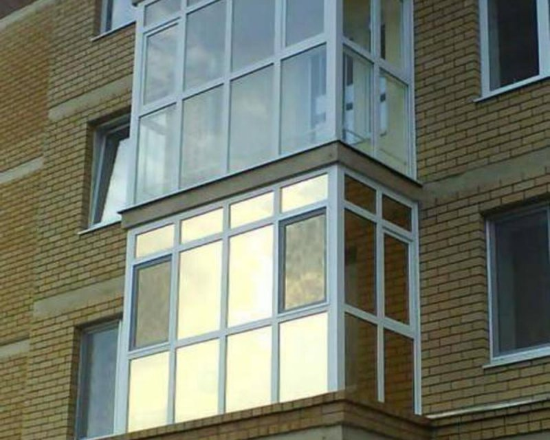 Kak postavit okna na lodzhiyu 12 3