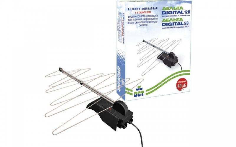 Антенна для приема цифрового телевидения dvb-t2 своими руками