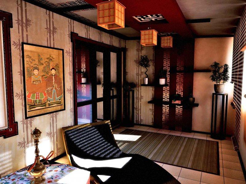 Kitayskiy stil v interere 23