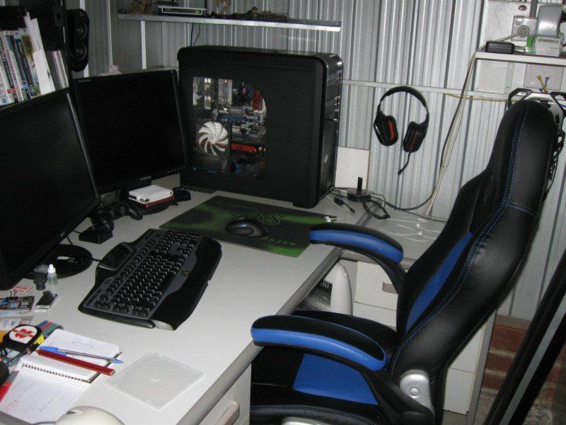 Kompyuternoe kreslo v interere 33