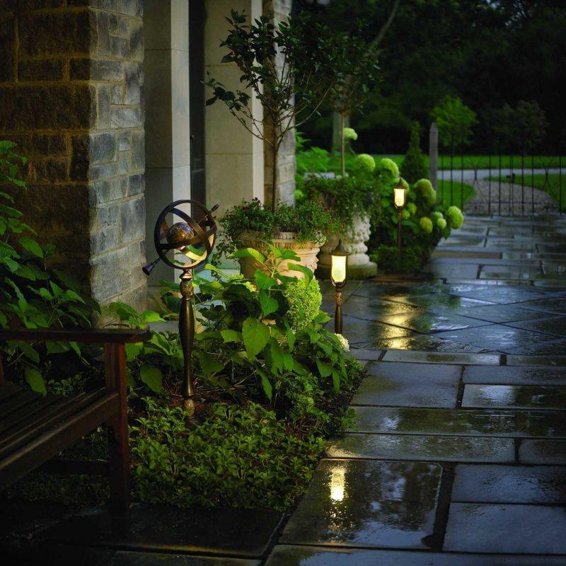 Lanterns for garden 10