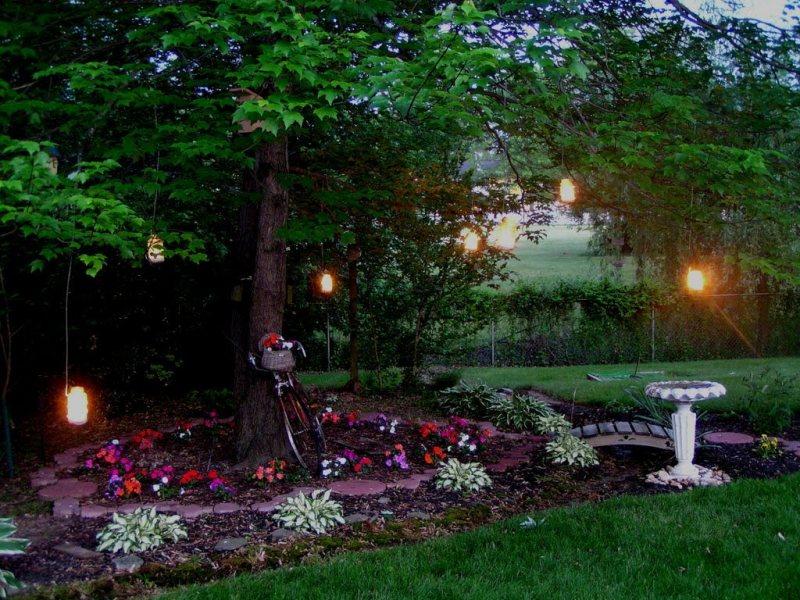Lanterns for garden 26