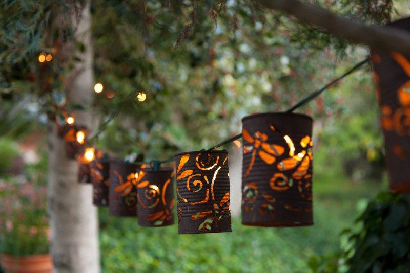 Lanterns for garden 4