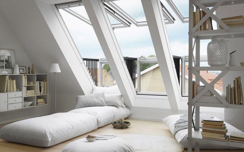 Mansardnyie okna 40