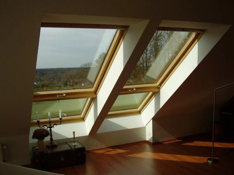 Mansardnyie okna 58