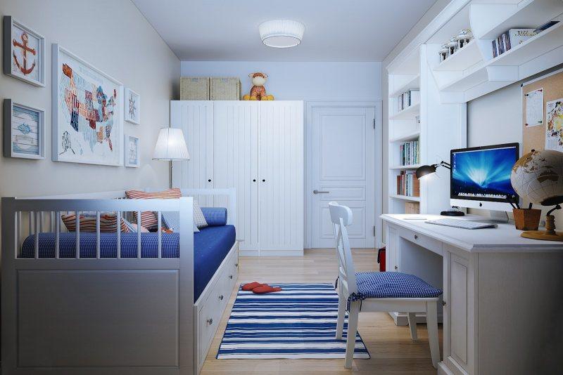 Мебель для детской икеа в интерьере фото