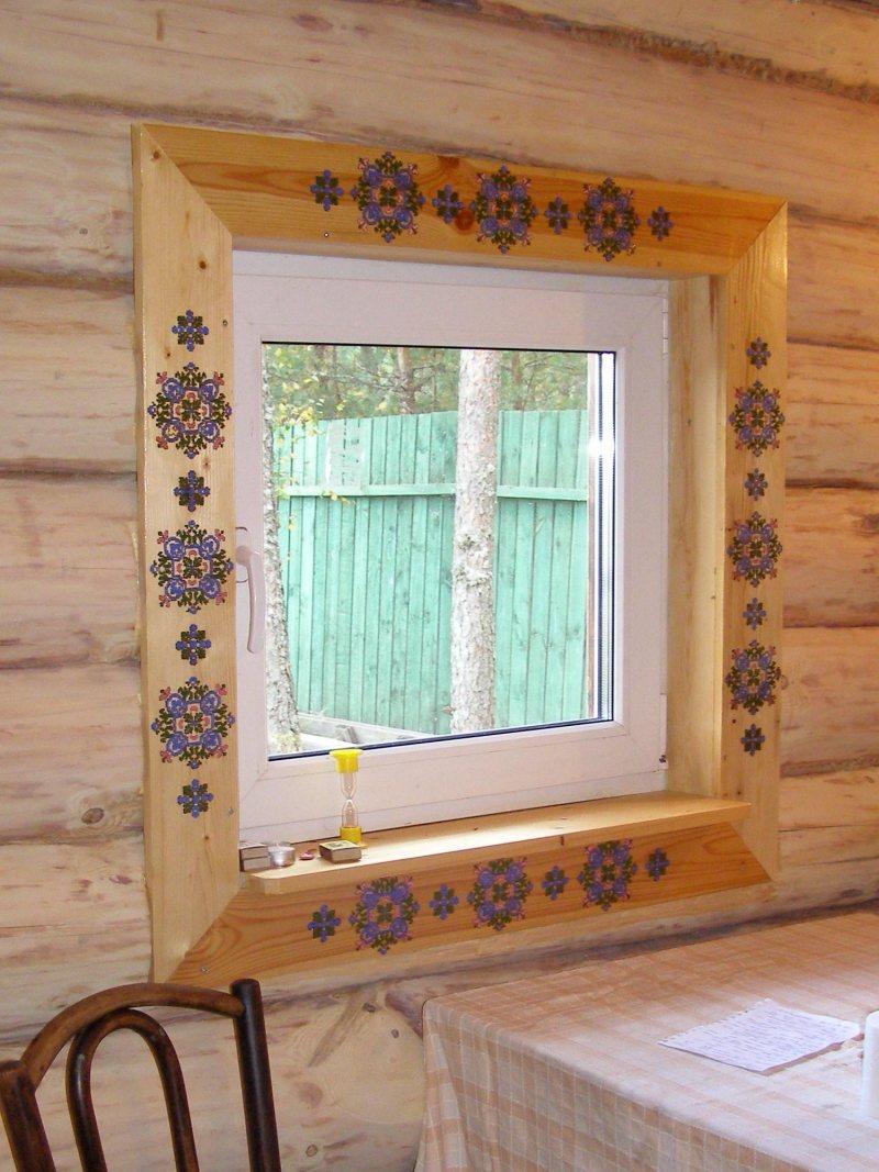 Окна в свой дом деревянные своими руками