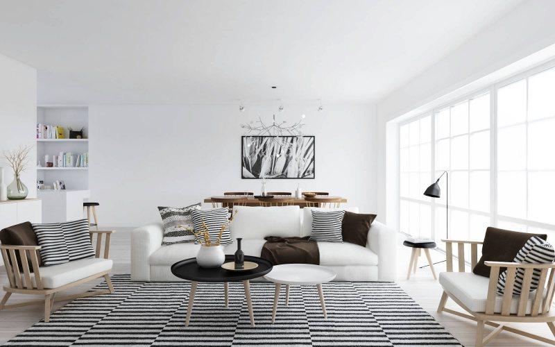 Skandinavskiy stil v interere 46