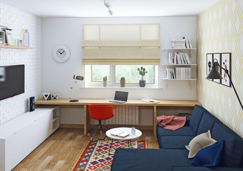 Skandinavskiy stil v interere 8