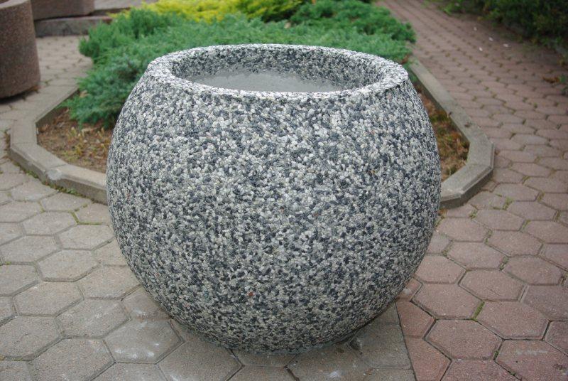 Как сделать бетонные шары 29