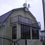 Ustanavlivaem balkonnyie ramyi 10