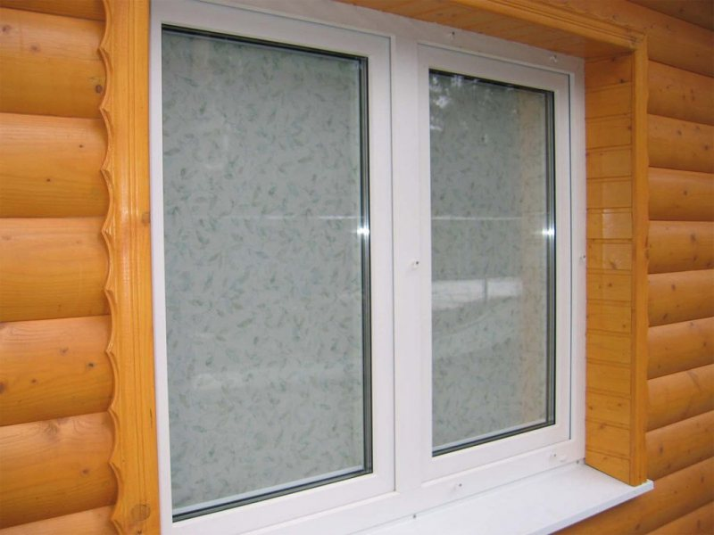 Ustanovka plastikovyih otkosov na okna 44