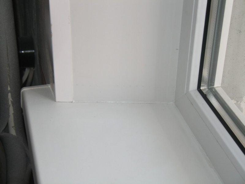 Ustanovka plastikovyih otkosov na okna 53