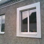 Ustanovka plastikovyih otkosov na okna 8